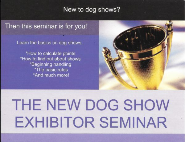 Seminar postcard
